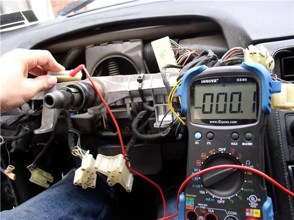 Instrument Cluster Repair w/pics (Part II)